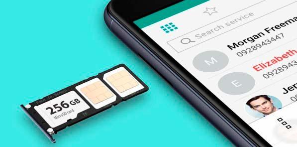 Asus ZenFone 4 Max: слот для microSD + два слота для SIM
