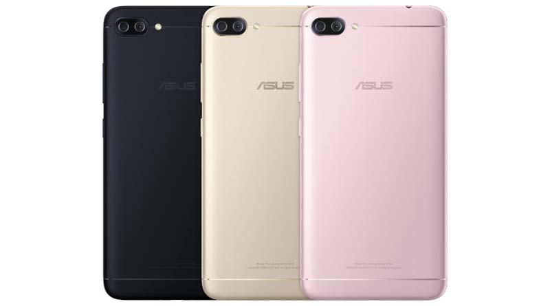 Металлический середнячок Asus ZenFone 4 Max: цена от $232