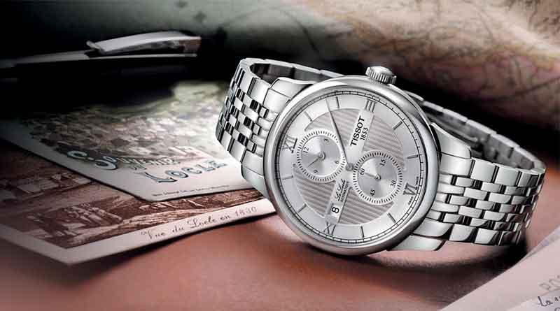 Tissot – часы для настоящих ценителей