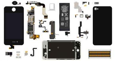 Какие запчасти для мобильных телефонов наиболее востребованы