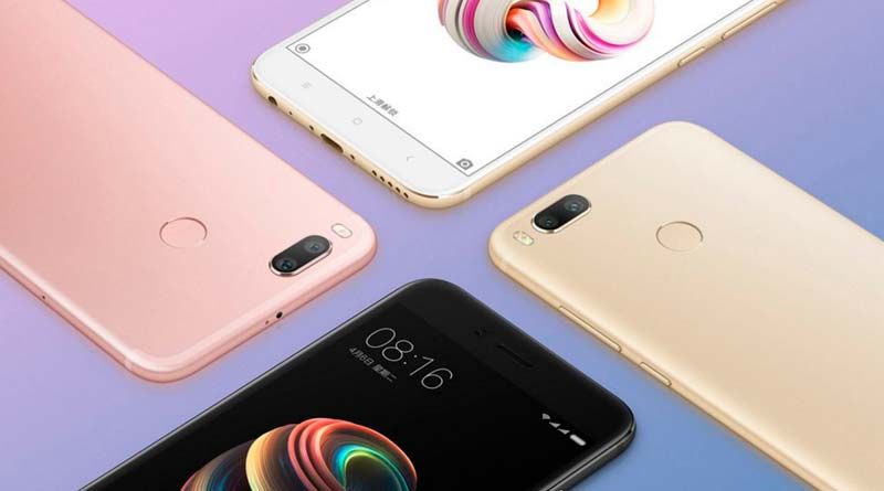 Xiaomi Mi5X: новый недорогой смартфон среднего класса   цена