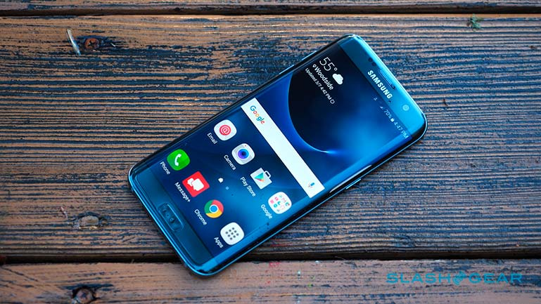 #2. Samsung Galaxy S7 Edge
