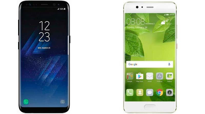 Что лучше, Samsung Galaxy S8 или Huawei P10 Plus?