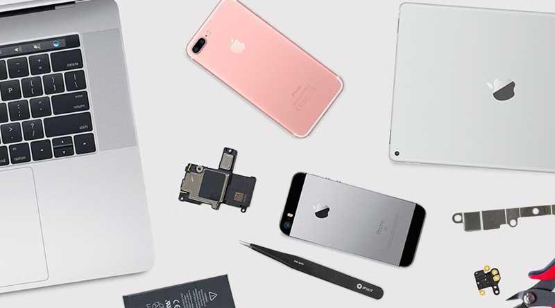 Самые распространенные поломки техники Apple