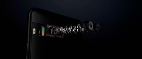 Meizu Pro 7 и Pro 7 Plus: сдвоенная камера на 12-Мп IMX386