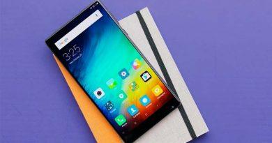 Xiaomi Mi Mix: безрамочный и мощный фаблет для эстетов