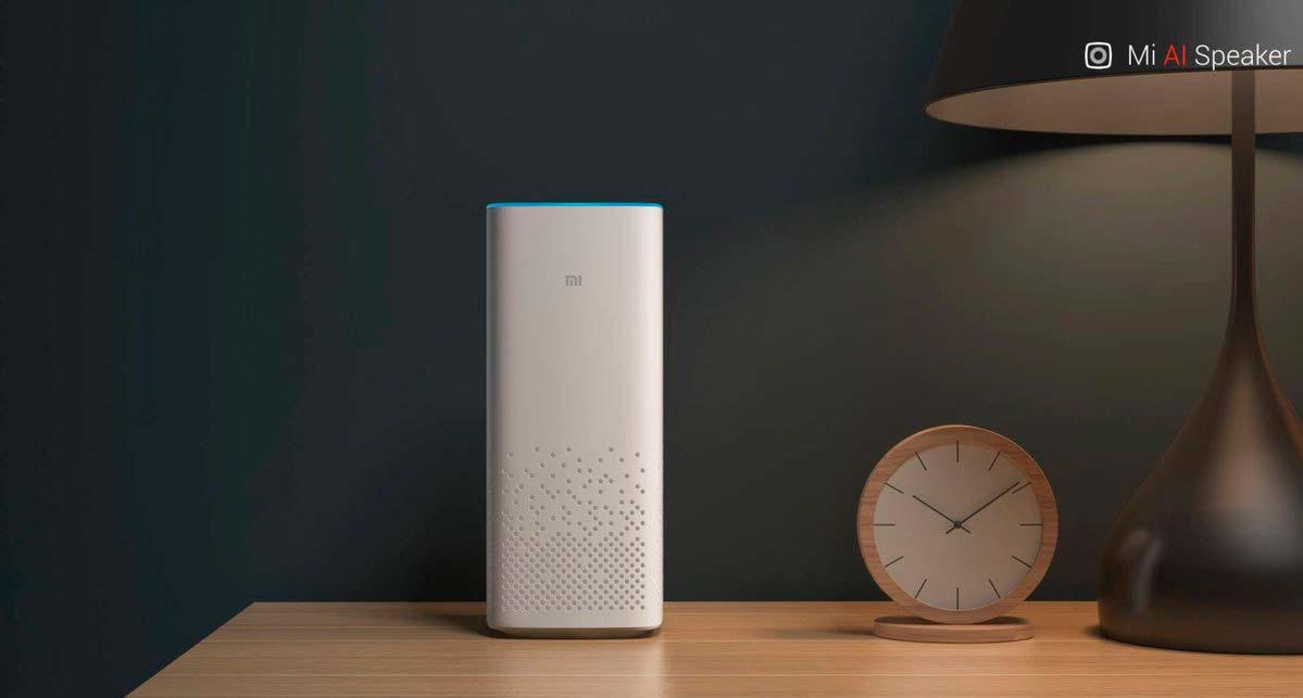 Умная колонка Xiaomi Mi AI Speaker: цена в Китае $44