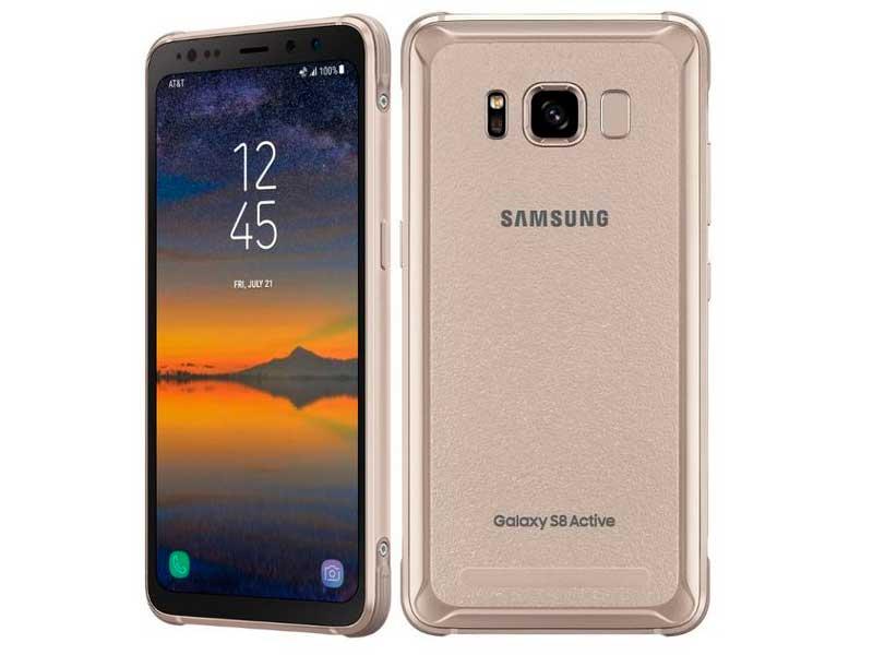 Цена Samsung Galaxy S8 Active $850 от оператора AT&T