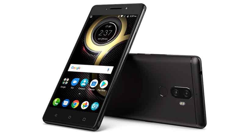 Вышел доступный фаблет Lenovo K8 Note на чистом Android