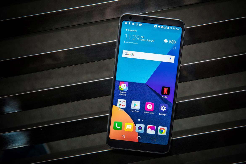 Лучший смартфон 2017 года #3. LG G6