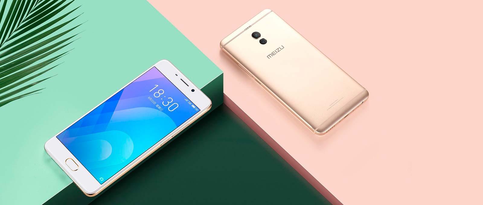 Meizu N6 Note: энергоэффективный экран Sharp IGZO на 5,5-дюйма