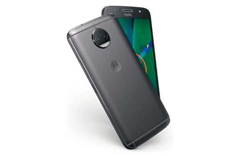 Металлический смартфон Moto G5S Plus: цена от 299 евро