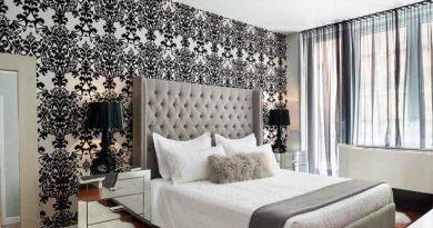 Рекомендации по выбору обоев в спальню