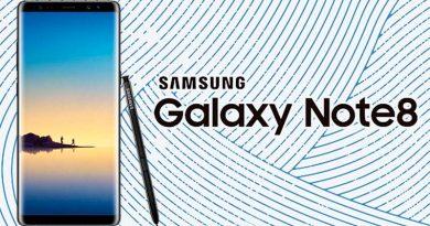 Новый Samsung Galaxy Note8 - топовый фаблет 2017 года