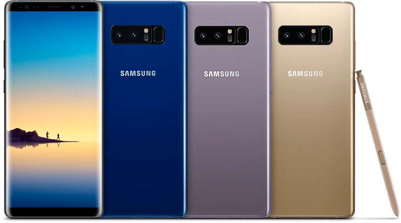Samsung Galaxy Note8: цена на старте $930