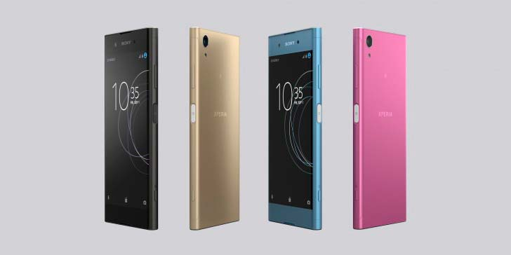 Sony Xperia XA1 Plus: смартфон среднего уровня на Android 7