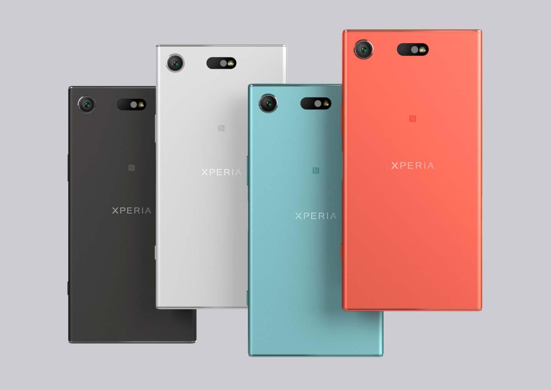 Sony Xperia XZ1 Compact: экран диагональю 4,6-дюйма