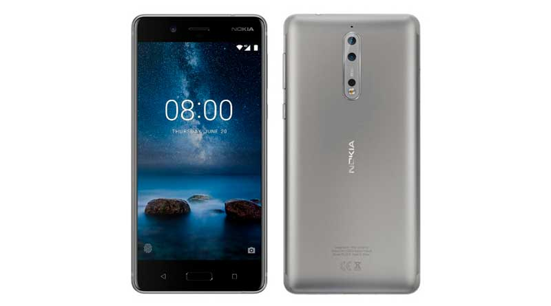 Топовый смартфон Nokia 9 на Android раскрыл характеристики