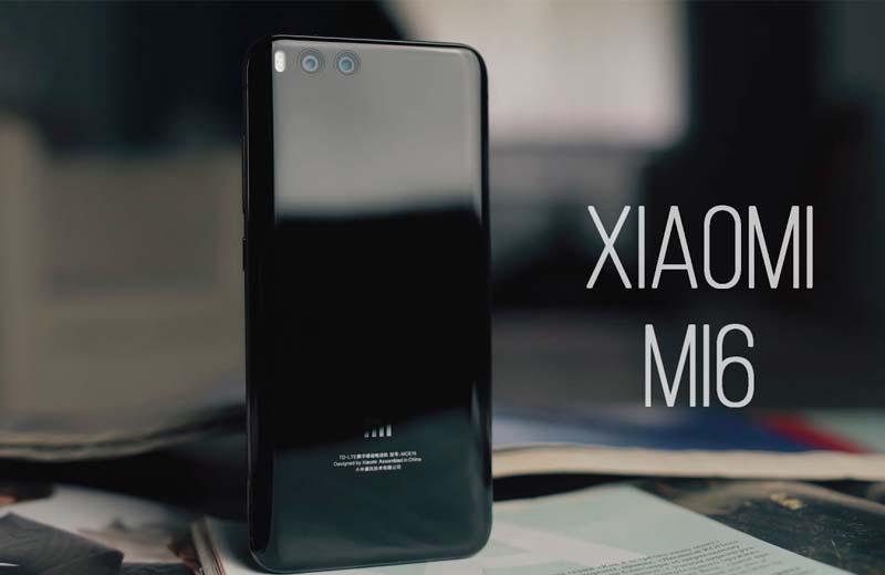 Xiaomi Mi6 - лучший дорогой смартфон в 2017 году. #4