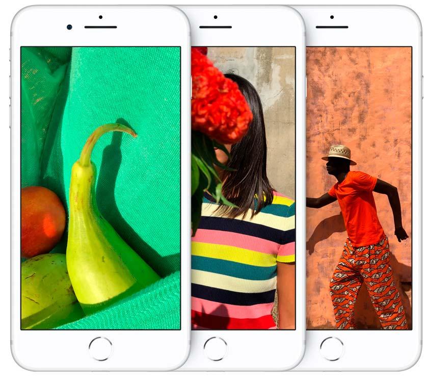 Стеклянные Apple iPhone 8 и 8 Plus
