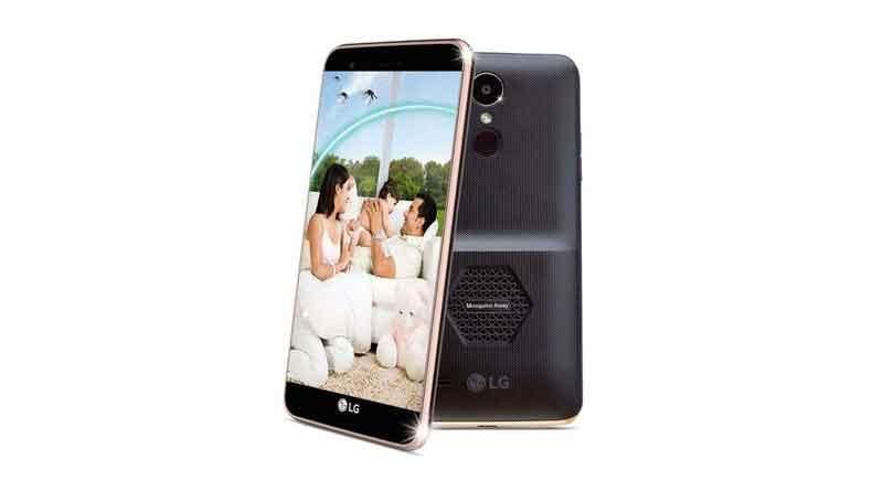 LG K7i: первый в мире смартфон от комаров   цена, инфо