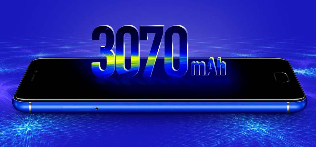 Meizu M6: батарея емкостью 3 070 мАч