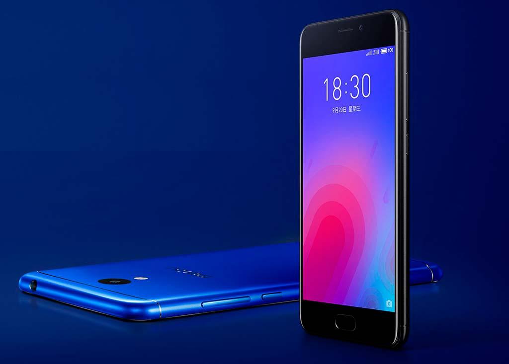 Meizu M6: цена в Китае от $106