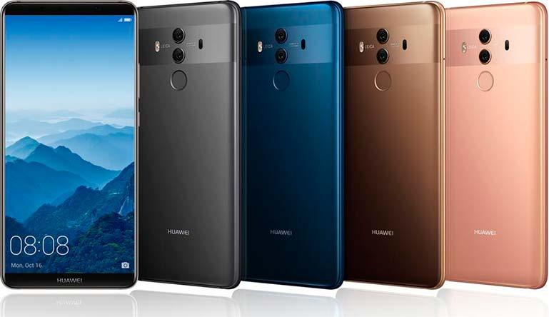 Huawei Mate 10 Pro: чип Kirin 970 с искусственным интеллектом