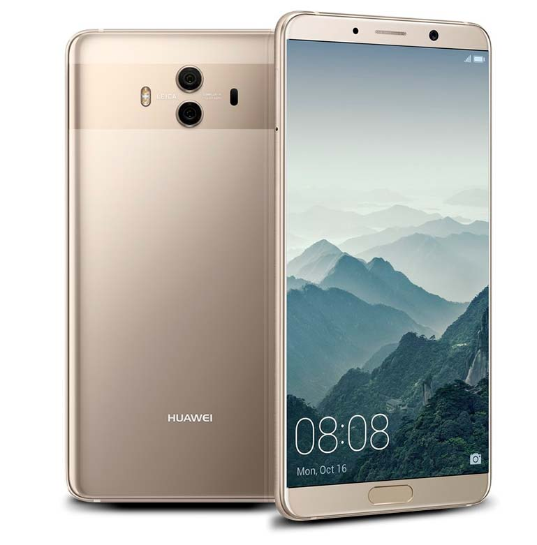 Новый флагманский смартфон Huawei Mate 10