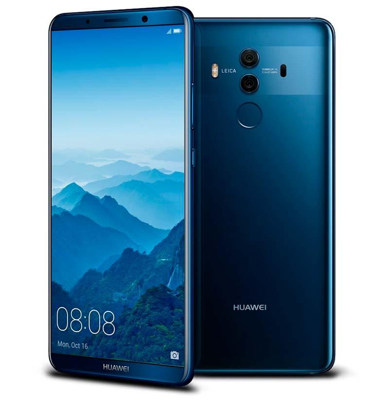 Новый флагманский смартфон Huawei Mate 10 Pro