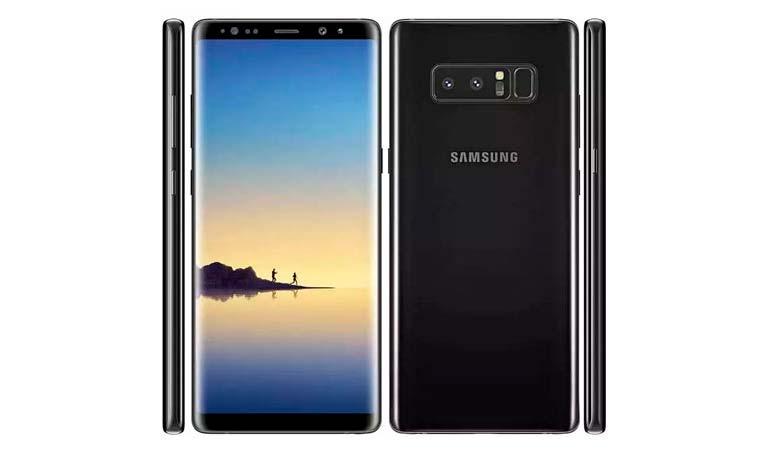 Обзор смартфона Samsung SM-N950 Galaxy Note 8