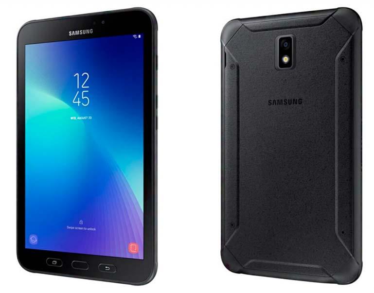 Новый защищенный планшет Samsung Galaxy Tab Active 2