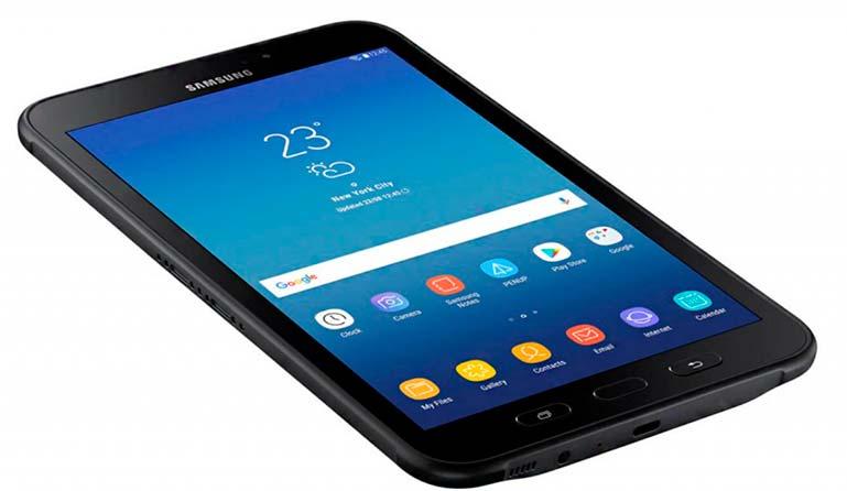Противоударный планшет Samsung Galaxy Tab Active 2