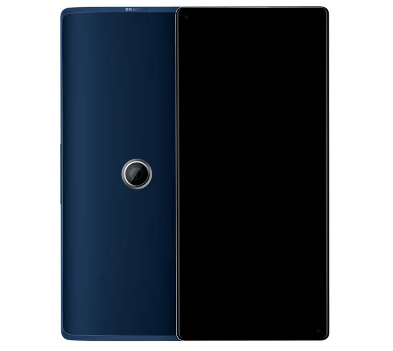Симметричный смартфон Gravity: концепт