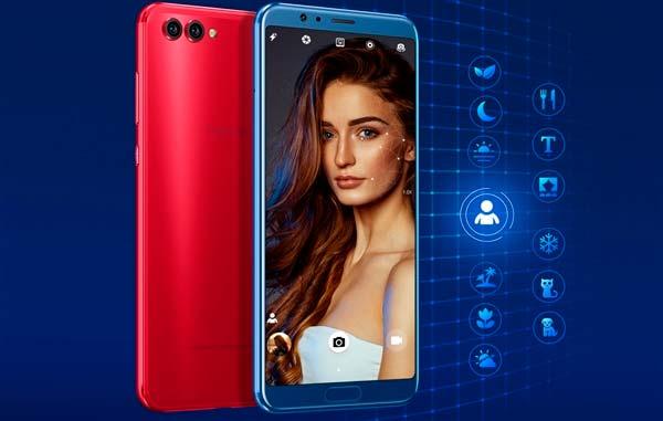 Huawei Honor V10: восьмиядерный процессор Kirin 970