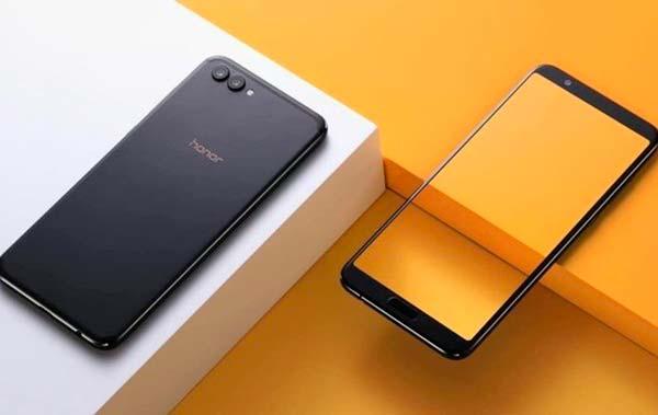 Топовы металлический смартфон Huawei Honor V10