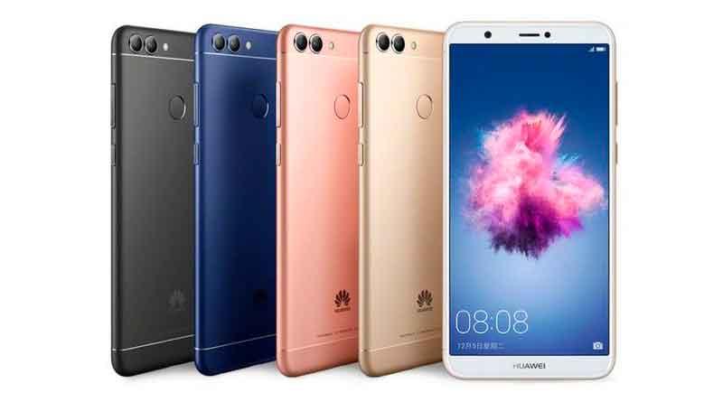 Huawei Enjoy 7S - недорогой смартфон со сканером отпечатков