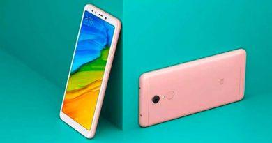 Новые смартфоны Xiaomi Redmi 5 и 5 Plus официально