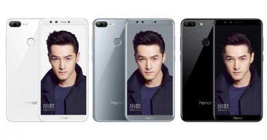 Huawei Honor 9 Lite - недорогой смартфон с четырьмя камерами