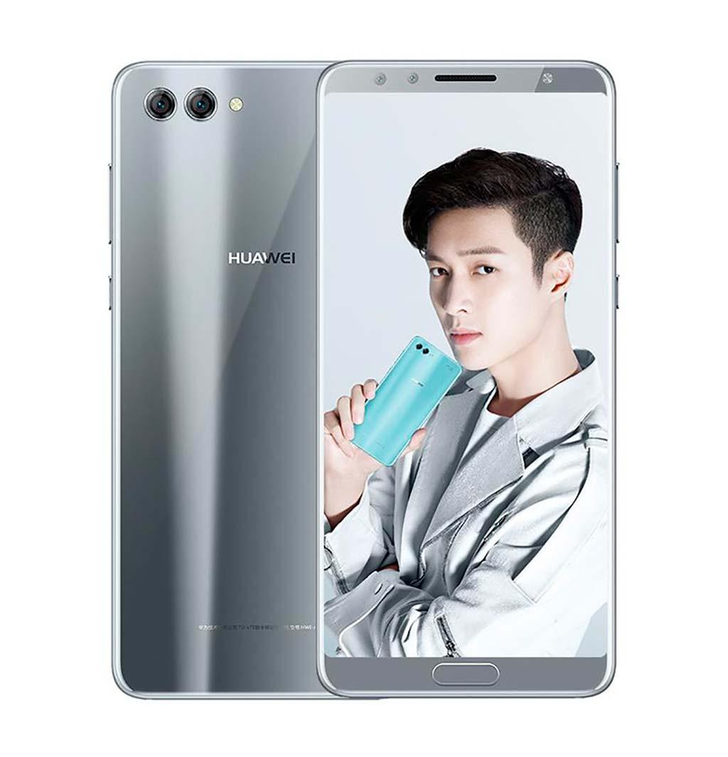 Новый стеклянный смартфон Huawei Nova 2s