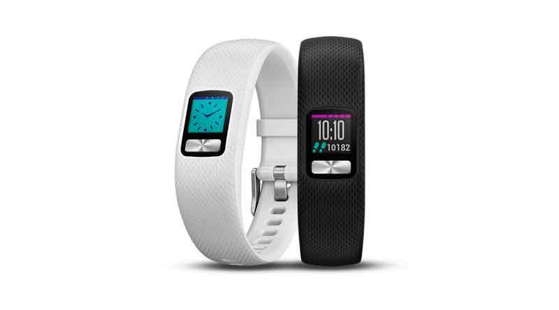 Новый фитнес-браслет Garmin Vivofit 4: год без подзарядки