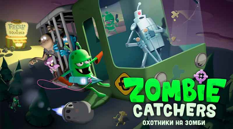 Обзор Zombie Catchers на Андроид