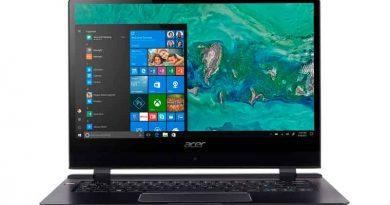 Новый Acer Swift 7 - самый тонкий ноутбук в мире