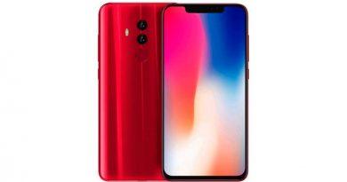 UMIDIGI Z2 - качественный китайский клон iPhone X