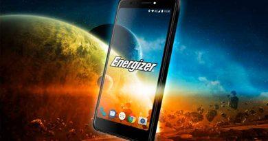 Energizer Power Max P16K Pro - самый автономный смартфон мира