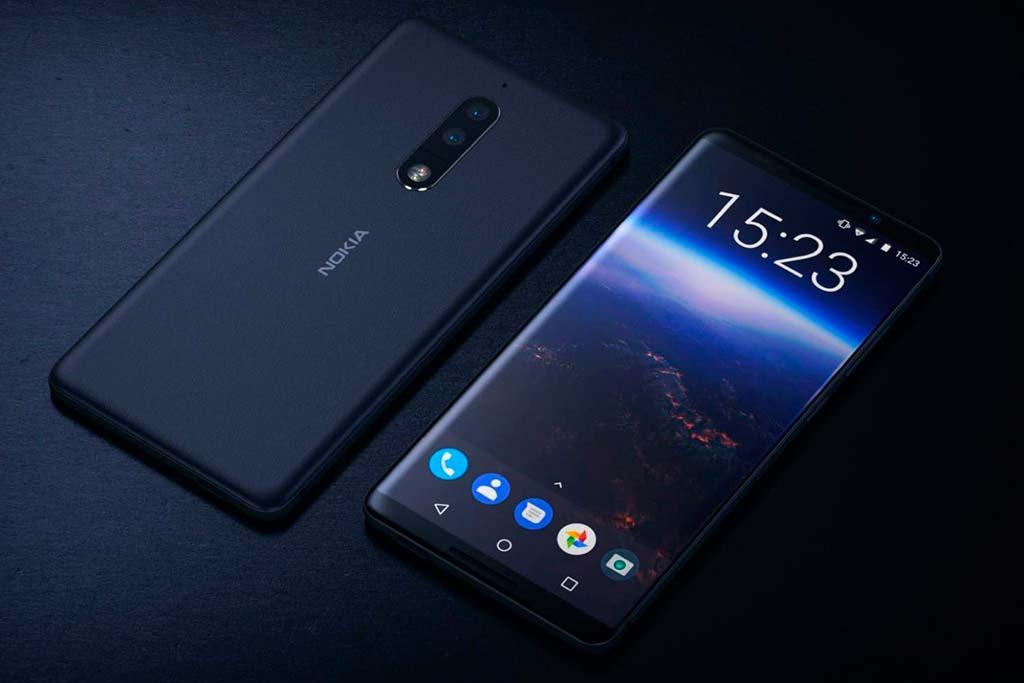 Nokia 7 Plus. Цена €399
