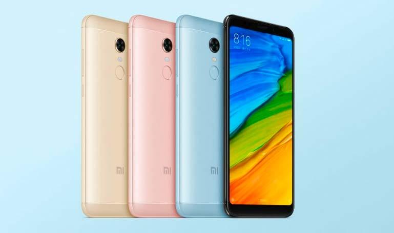 Новый фаблет Xiaomi Redmi Note 5 / 5 Plus