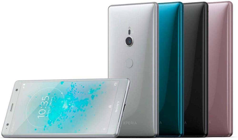 Флагманский смартфон Sony Xperia XZ2