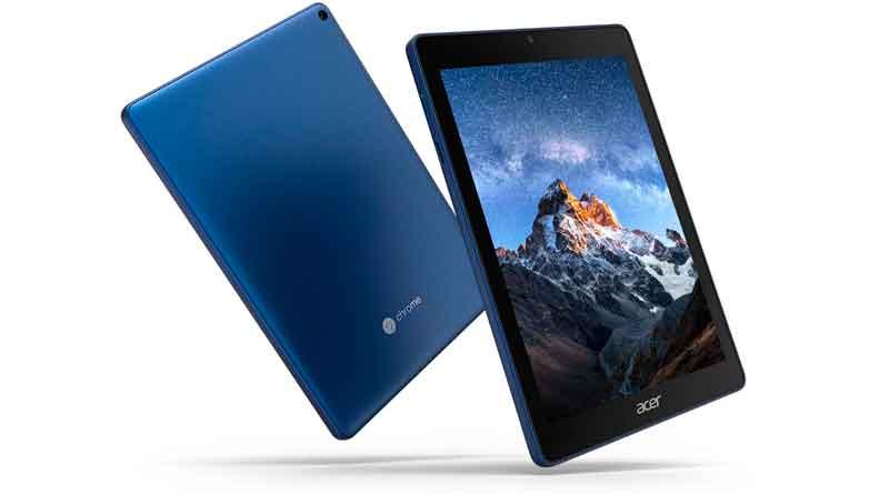 Вышел первый планшет на Chrome OS - Acer Chromebook Tab 10