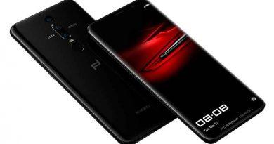 Huawei Mate RS: топовый смартфон и два сканера отпечатков
